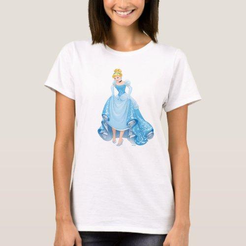 Cinderella  Glass Slippers T_Shirt