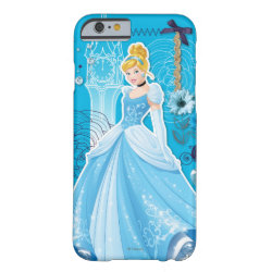 Case-Mate Barely There iPhone 6 Case with Mixed Media Cinderella design