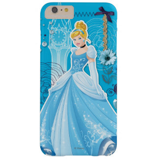 Cinderella - Graceful Barely There iPhone 6 Plus Case