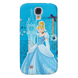 Case-Mate Barely There Samsung Galaxy S4 Case with Mixed Media Cinderella design