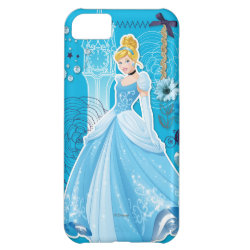 Case-Mate Barely There iPhone 5C Case with Mixed Media Cinderella design