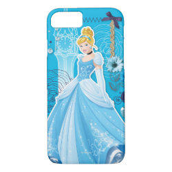 Case-Mate Barely There iPhone 7 Case with Mixed Media Cinderella design