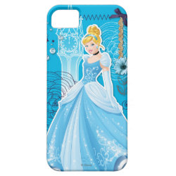Case-Mate Vibe iPhone 5 Case with Mixed Media Cinderella design