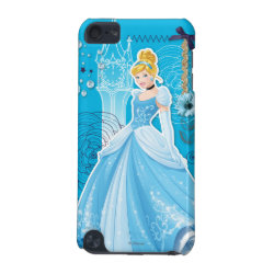Case-Mate Barely There 5th Generation iPod Touch Case with Mixed Media Cinderella design
