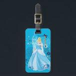 "Cinderella - Graceful Luggage Tag<br><div class=""desc"">Princess</div>"