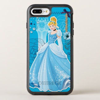 Cinderella - Graceful OtterBox Symmetry iPhone 8 Plus/7 Plus Case
