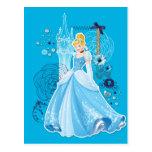 Cinderella - Graceful Postcard
