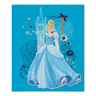 Cinderella - Graceful Poster