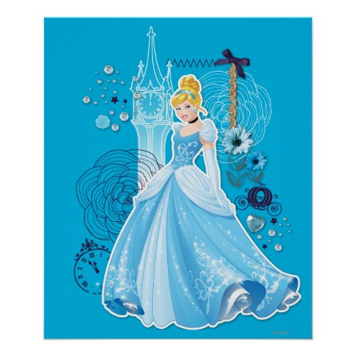 Cinderella - Graceful Posters