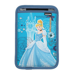 iPad Mini Sleeve with Mixed Media Cinderella design