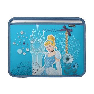 Cinderella - Graceful Sleeve For MacBook Air