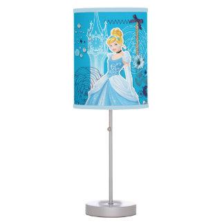 Cinderella - Graceful Table Lamp