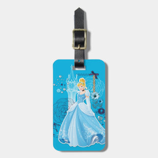 Cinderella - Graceful Tag For Bags