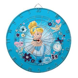 Cinderella - Gracious as a True Princess Dart Board