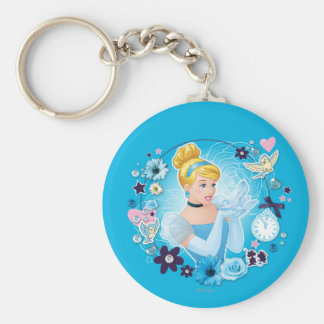 Cinderella - Gracious as a True Princess Keychain