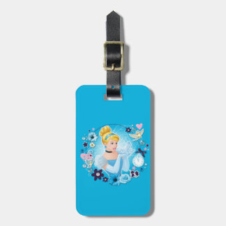 Cinderella - Gracious as a True Princess Luggage Tag