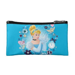Cinderella - Gracious As A True Princess Makeup Bag at Zazzle