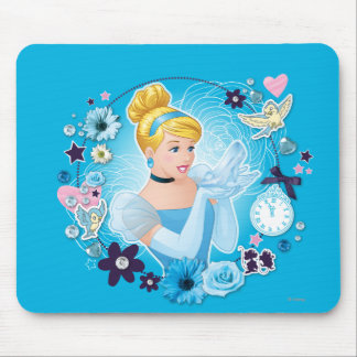 Cinderella - Gracious as a True Princess Mouse Pad