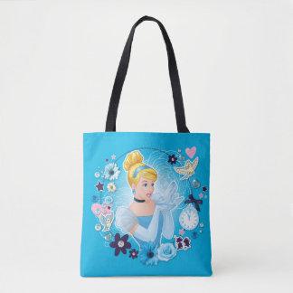 Cinderella - Gracious as a True Princess Tote Bag