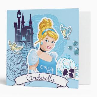 Cinderella - Gracious Heart Vinyl Binders