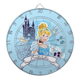 Cinderella - Gracious Heart Dart Board