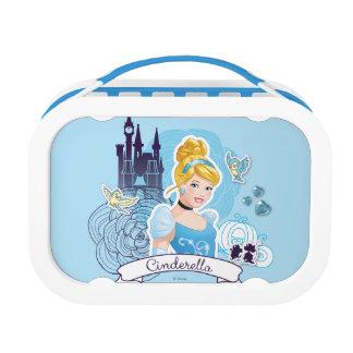 Cinderella - Gracious Heart Lunchbox