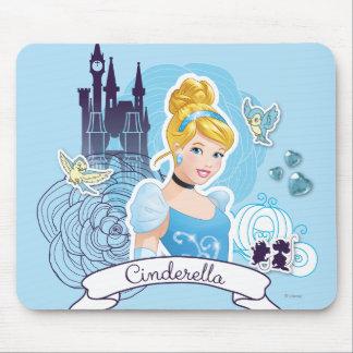 Cinderella - Gracious Heart Mouse Pads