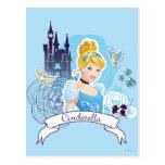 Cinderella - Gracious Heart Postcard