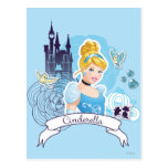 Cinderella - Gracious Heart Postcards