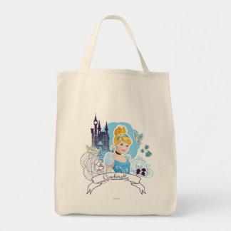 Cinderella - Gracious Heart Tote Bag