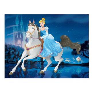 Cinderella   Have Courage Postcard