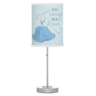 Cinderella | Have Courage Table Lamp