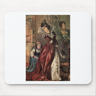 Cinderella Helping her Stepsisters Mouse Pad
