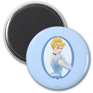 Cinderella in Frame Magnet