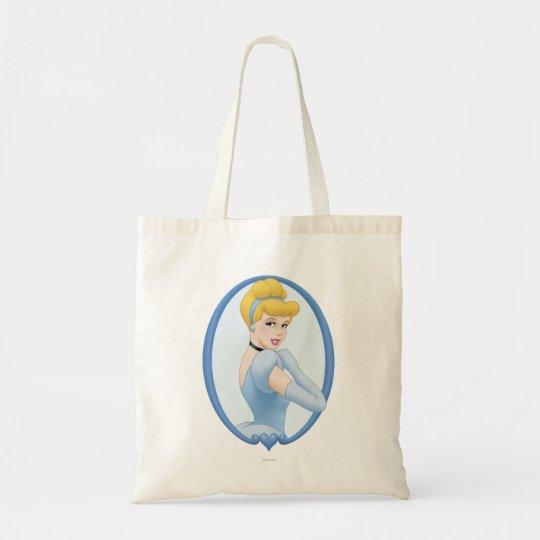 Cinderella in Frame Tote Bag
