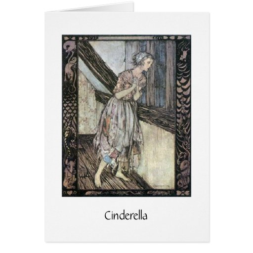 Cinderella in Rags Cards