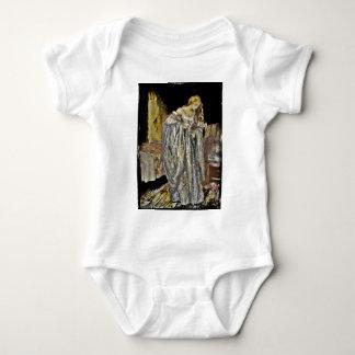 Cinderella in the Attic Baby Bodysuit