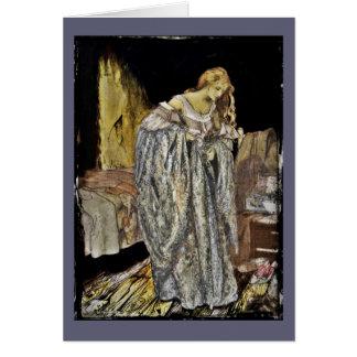 Cinderella in the Attic Card