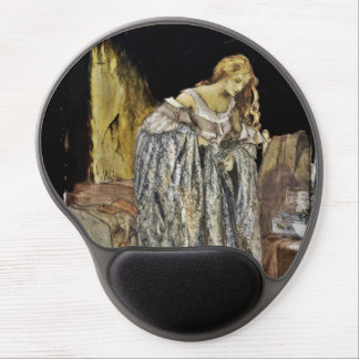 Cinderella in the Attic Gel Mouse Pad