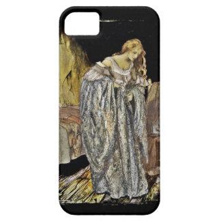 Cinderella in the Attic iPhone SE/5/5s Case