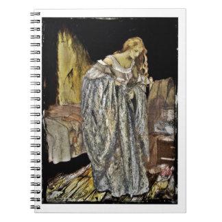 Cinderella in the Attic Notebook
