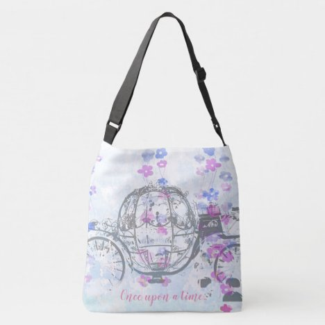 Cinderella Inspired Carriage Tote