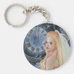 Cinderella Keychain
