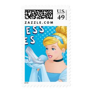 Cinderella - Kindness Rules Stamp