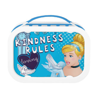 Cinderella - Kindness Rules Yubo Lunchboxes