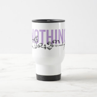 Cinderella | Nothing Is Out Of Reach 2 Travel Mug