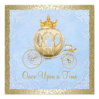 Cinderella Once Upon a Time Princess Birthday Card
