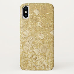 Case-Mate Barely There iPhone X Case with Anna & Elsa Floral Design design