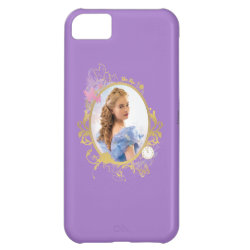 Case-Mate Barely There iPhone 5C Case with Iconic: Cinderella Framed design