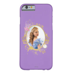 Case-Mate Barely There iPhone 6 Case with Iconic: Cinderella Framed design
